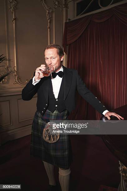 Actor Iain Glen is photographed for ES magazine on September 8 2014 in London England