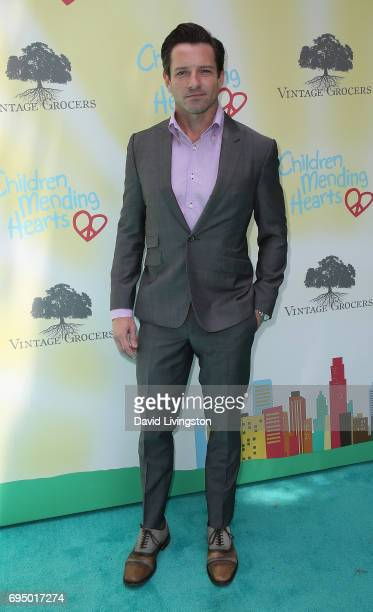 Actor Ian Bohen attends Children Mending Hearts' 9th Annual Empathy Rocks at a private residence on June 11 2017 in Bel Air California