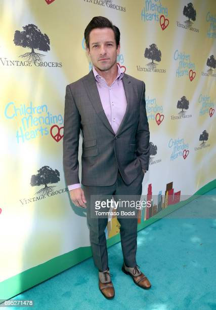 Actor Ian Bohen attends Children Mending Hearts' 9th Annual Empathy Rocks on June 11 2017 in Bel Air California
