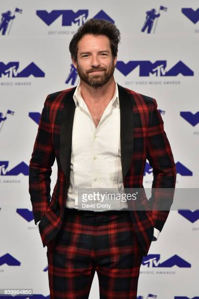 Actor Ian Bohen attends the 2017 MTV Video Music Awards at The Forum on August 27 2017 in Inglewood California