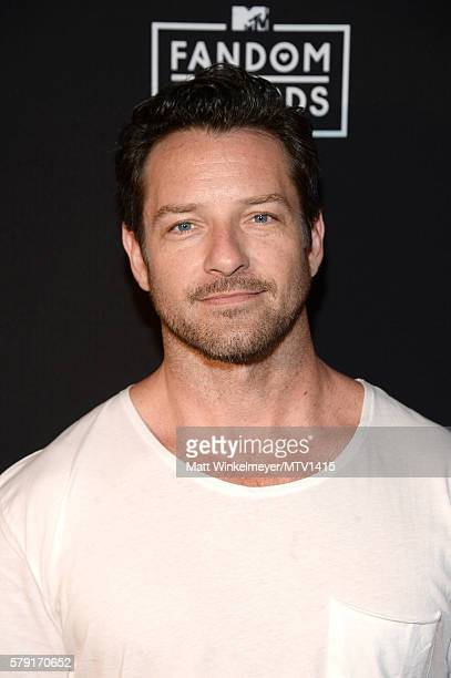 Actor Ian Bohen attends the MTV Fandom Awards San Diego ATT PostParty featuring Teen Wolf Cast at PETCO Park on July 22 2016 in San Diego California
