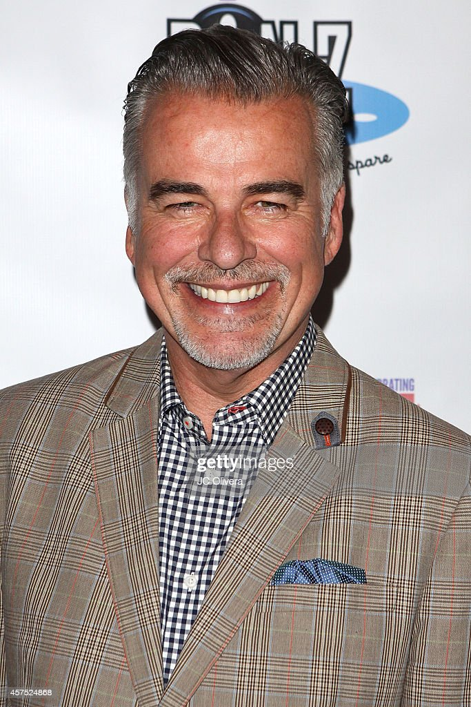 Actor Ian Buchanan attends Celebrity Bowling Tournament Benefiting Childhelp at PINZ Bowling & Entertainment Center on October 19, 2014 in Studio City, California.