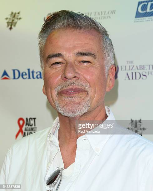 Actor Ian Buchanan attends the Elizabeth Taylor AIDS Foundation HIV testing event at The Abbey on June 27 2016 in West Hollywood California