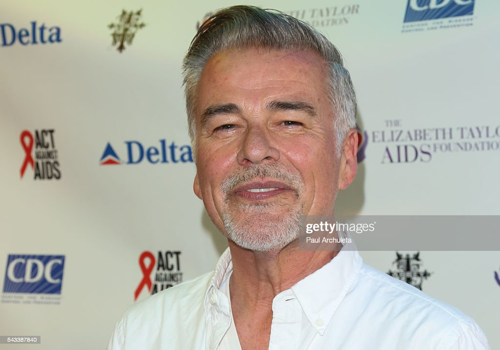 Actor Ian Buchanan attends the Elizabeth Taylor AIDS Foundation HIV testing event at The Abbey on June 27, 2016 in West Hollywood, California.