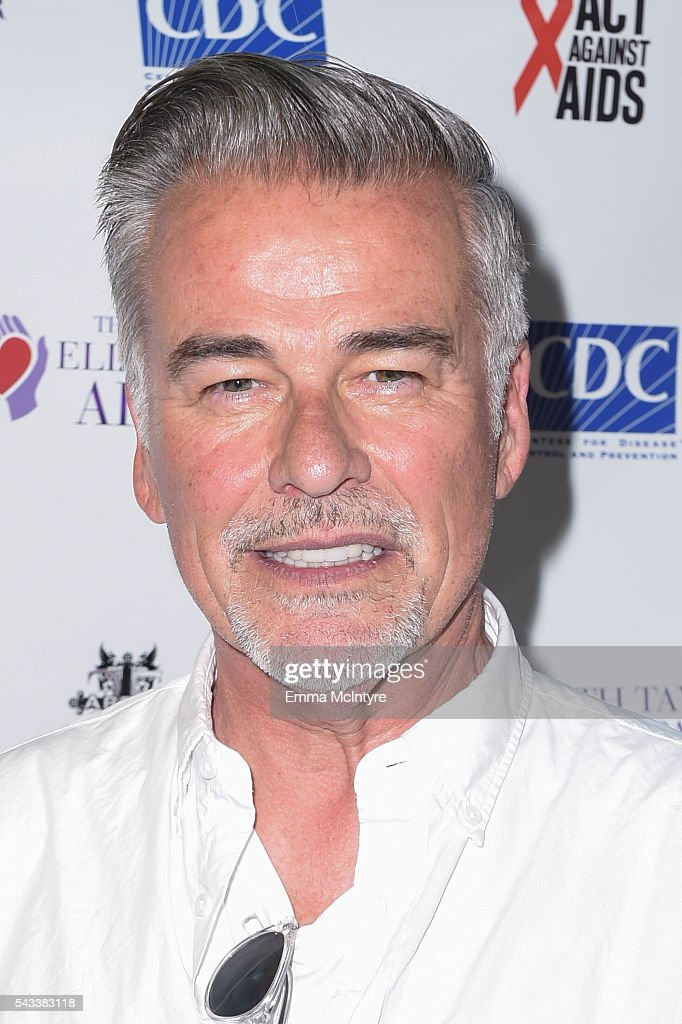 Actor Ian Buchanan attends 'The Elizabeth Taylor AIDS Foundation Hosts HIV Testing' at The Abbey on June 27, 2016 in West Hollywood, California.