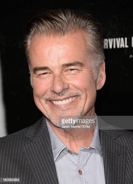 Actor Ian Buchanan attends the premiere of Columbia Pictures' 'Captain Phillips' at the Academy of Motion Picture Arts and Sciences on September 30...
