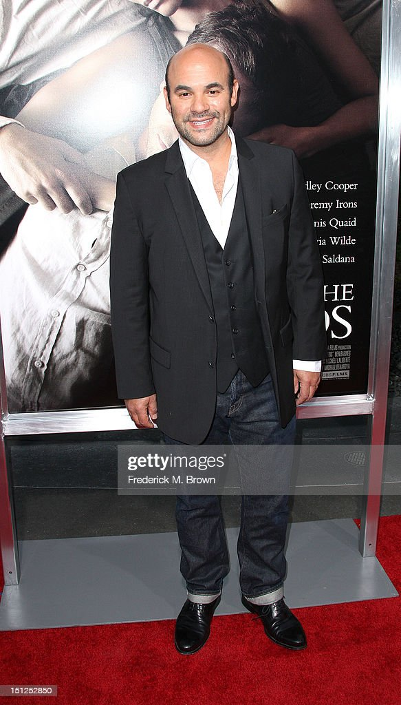 Actor Ian Gomez attends the Premiere Of CBS Films' 'The Words' at the ArcLight Cinemas on September 4, 2012 in Hollywood, California.