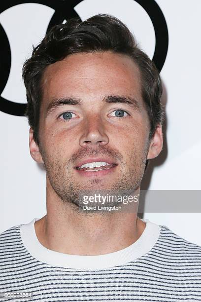 Actor Ian Harding arrives at Audi Celebrates The 68th Emmys at Catch on September 15 2016 in West Hollywood California