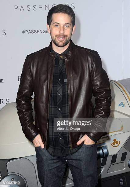 Actor Ian Hecox arrives for the Premiere Of Columbia Pictures' 'Passengers' held at Regency Village Theatre on December 14 2016 in Westwood California