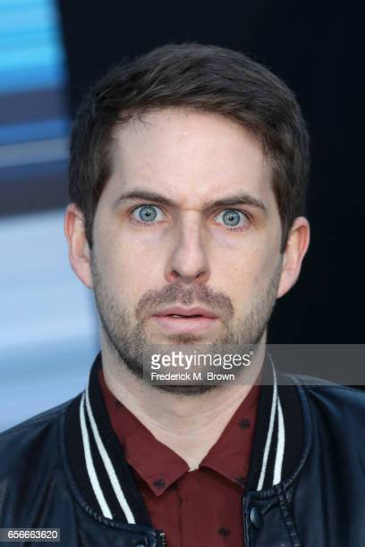 Actor Ian Hecox at the premiere of Lionsgate's 'Power Rangers' on March 22 2017 in Westwood California