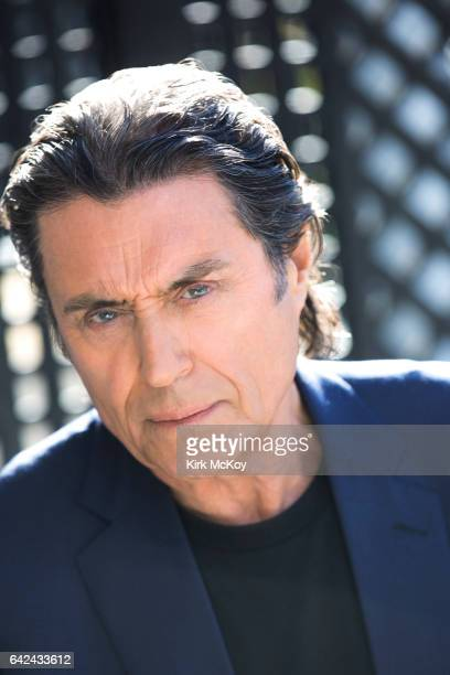 Actor Ian Mcshane is photographed for Los Angeles Times on January 27 2017 in Los Angeles California PUBLISHED IMAGE CREDIT MUST READ Kirk McKoy/Los...