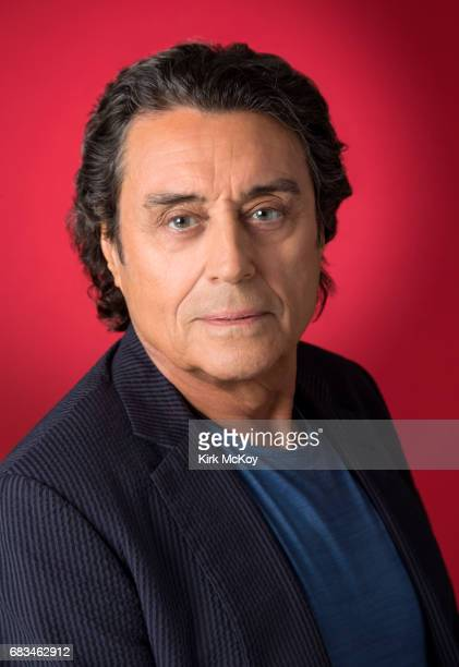 Actor Ian McShane is photographed for Los Angeles Times on May 1 2017 in Los Angeles California PUBLISHED IMAGE CREDIT MUST READ Kirk McKoy/Los...