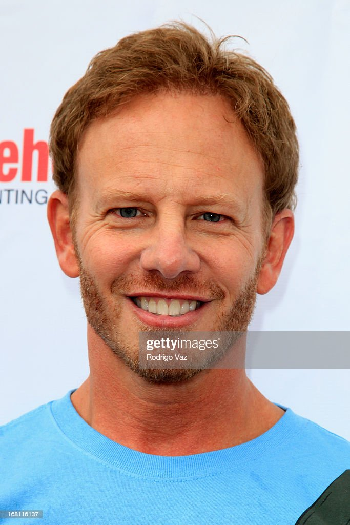Actor Ian Zering attends the Pregnancy Awareness Month 2013 Kick-Off Event 'Celebrating Dad's Role In Pregnancy!' at Bergamot Station on May 5, 2013 in Santa Monica, California.