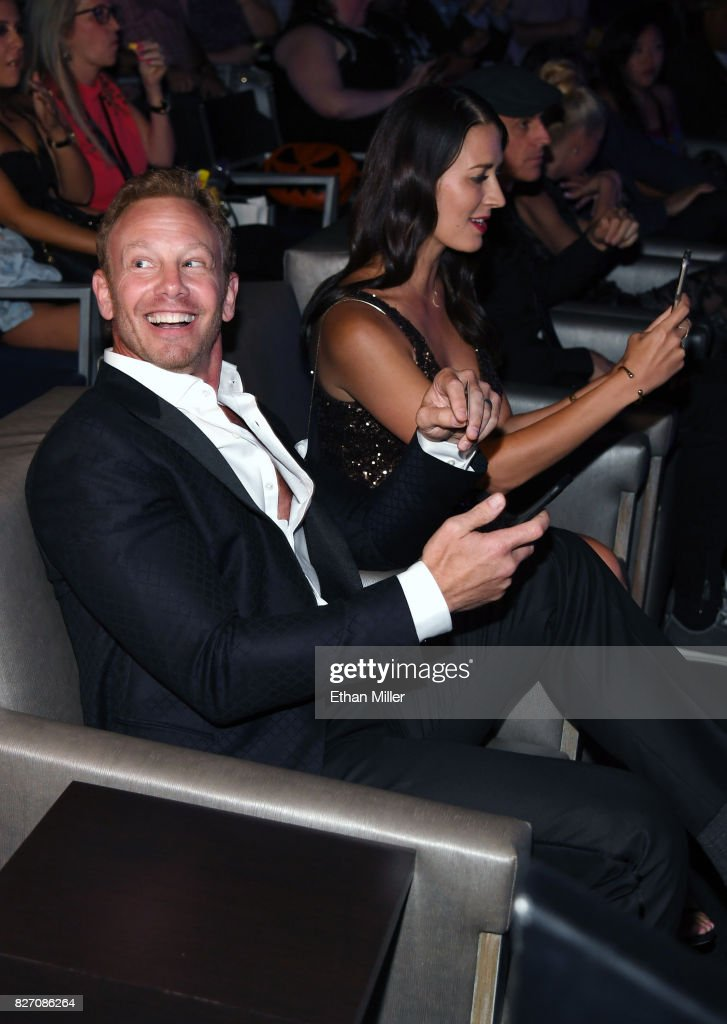 """""""Sharknado 5: Global Swarming"""" Premiere At The LINQ Hotel & Casino"""