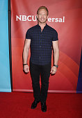 Actor Ian Ziering arrives at the 2016 Summer TCA Tour NBCUniversal Press Tour at the Four Seasons Hotel Westlake Village on April 1 2016 in Westlake...
