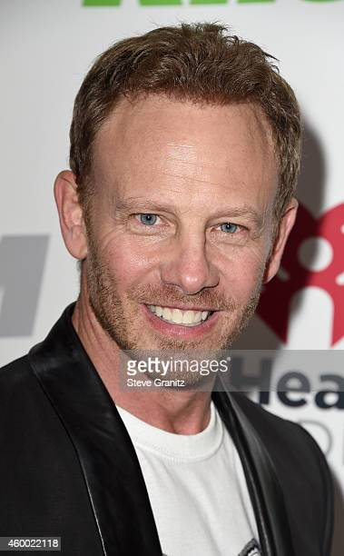 Actor Ian Ziering attends KIIS FM's Jingle Ball 2014 powered by LINE at Staples Center on December 5 2014 in Los Angeles California