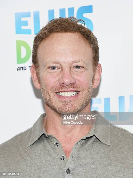 Actor Ian Ziering visits 'The Elvis Duran Z100 Morning Show'at Z100 Studio on July 23 2015 in New York City