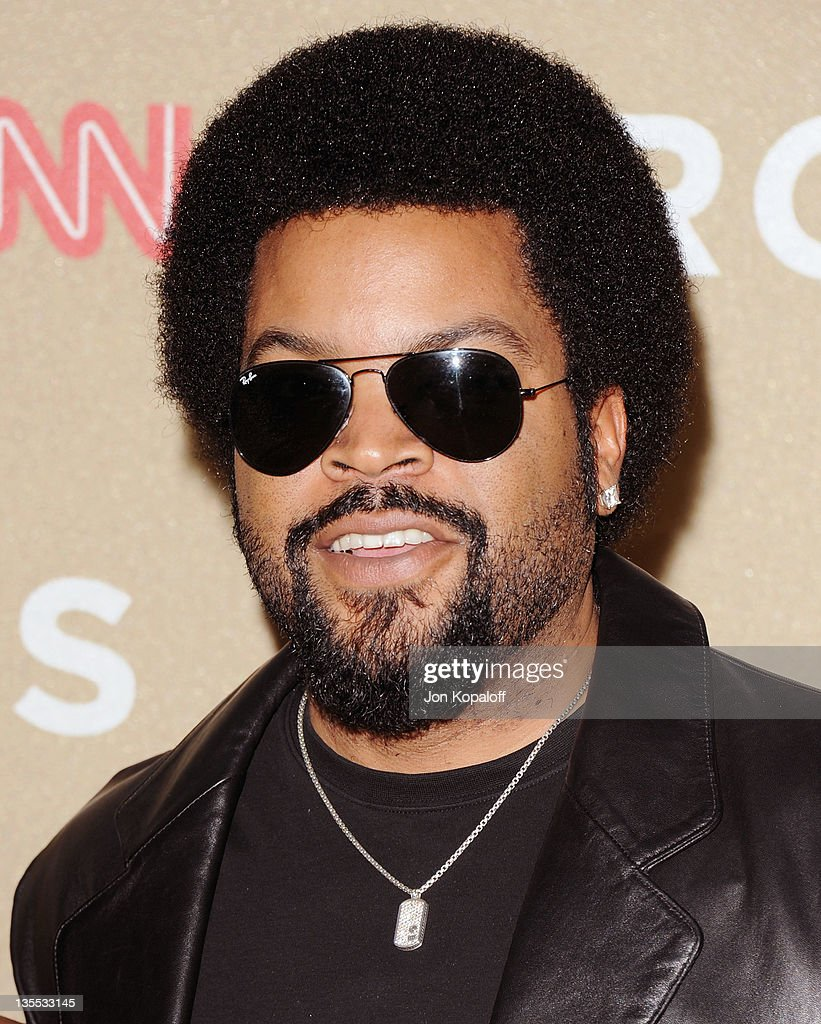 Actor Ice Cube arrives at the 2011 CNN Heroes: An All-Star Tribute at The Shrine Auditorium on December 11, 2011 in Los Angeles, California.