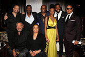 Actor IceT Producer Dick Wolf actor Eamonn Walker actress S Epatha Merkerson actor Louis Gossett Jr actress Yaya DaCosta actor Laroyce Hawkins and...