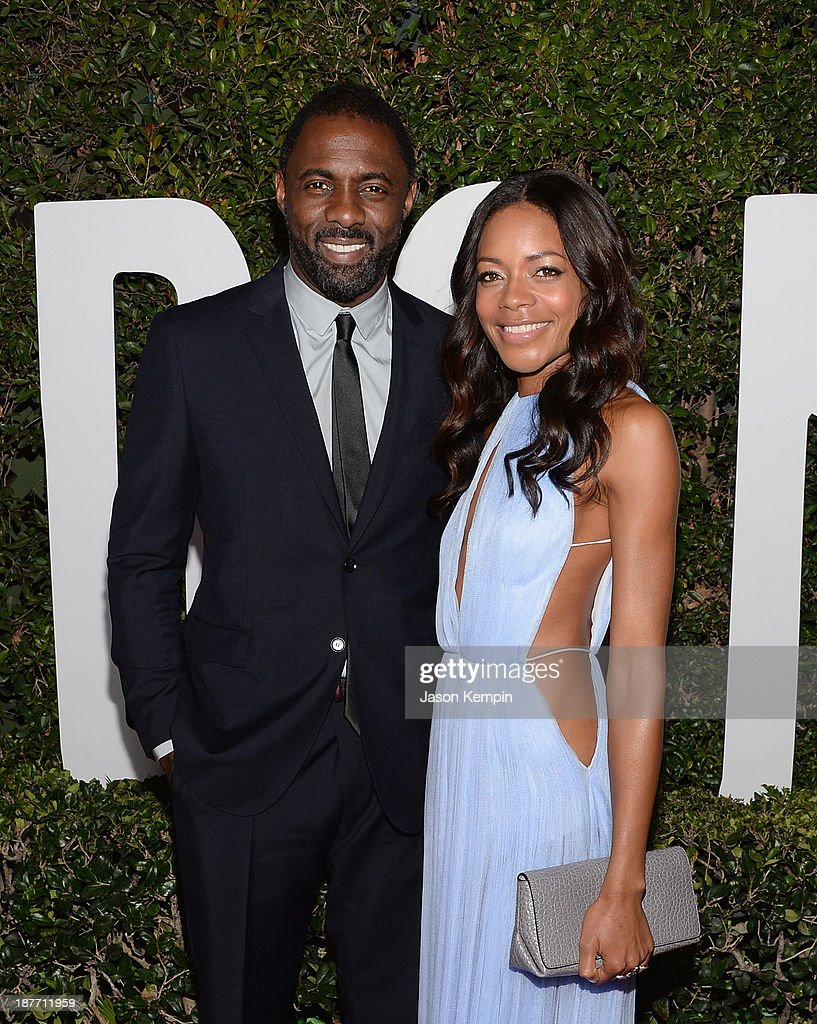 Actor <a gi-track='captionPersonalityLinkClicked' href=/galleries/search?phrase=Idris+Elba&family=editorial&specificpeople=215443 ng-click='$event.stopPropagation()'>Idris Elba</a> and actress <a gi-track='captionPersonalityLinkClicked' href=/galleries/search?phrase=Naomie+Harris&family=editorial&specificpeople=238918 ng-click='$event.stopPropagation()'>Naomie Harris</a> attend the premiere of The Weinstein Company's 'Mandela: Long Walk To Freedom' at ArcLight Cinemas on November 11, 2013 in Hollywood, California.