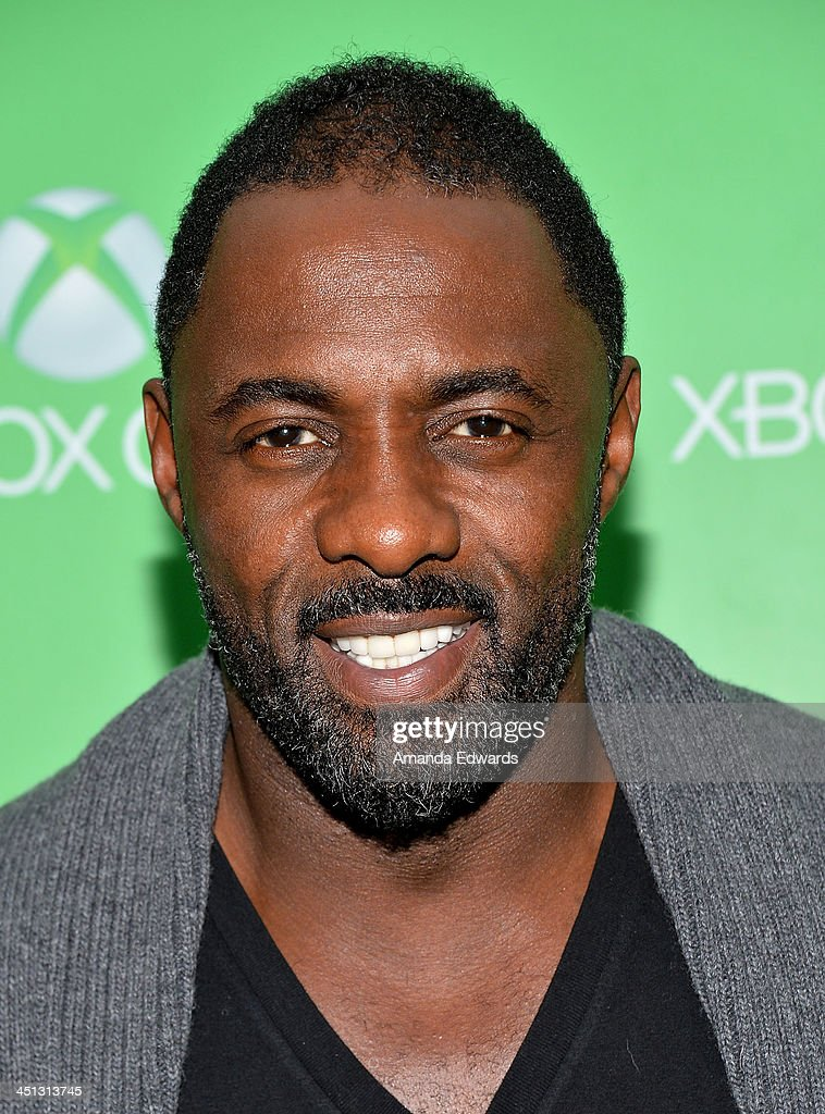 Actor <a gi-track='captionPersonalityLinkClicked' href=/galleries/search?phrase=Idris+Elba&family=editorial&specificpeople=215443 ng-click='$event.stopPropagation()'>Idris Elba</a> arrives at the Xbox One official launch celebration at Milk Studios on November 21, 2013 in Hollywood, California.