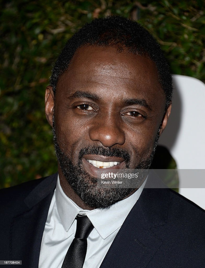 Actor <a gi-track='captionPersonalityLinkClicked' href=/galleries/search?phrase=Idris+Elba&family=editorial&specificpeople=215443 ng-click='$event.stopPropagation()'>Idris Elba</a> arrives for the premiere of The Weinstein Company's 'Mandela: Long Walk To Freedom' at ArcLight Cinemas on November 11, 2013 in Hollywood, California.