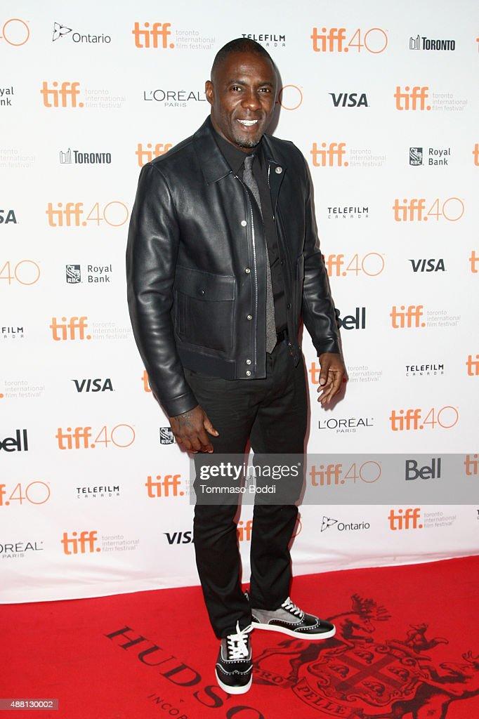"2015 Toronto International Film Festival - ""Beasts Of No Nation"" Premiere"