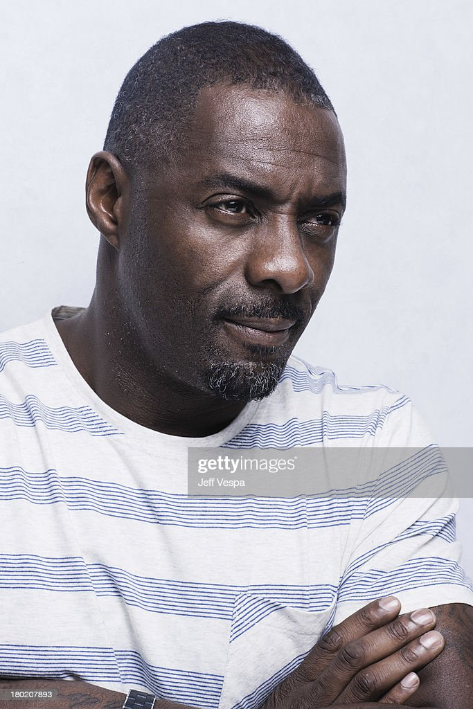 Actor Idris Elba is photographed at the Toronto Film Festival on September 8, 2013 in Toronto, Ontario.