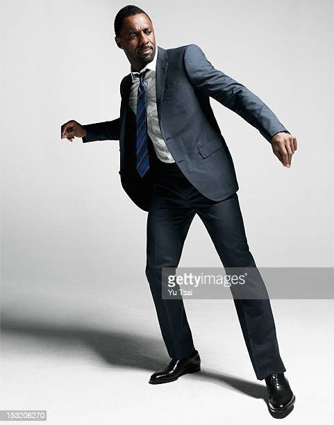 Actor Idris Elba is photographed for Esquire Magazine on September 1 2012 in New York City ON INTERNATIONAL EMBARGO UNTIL JUNE 01 2013