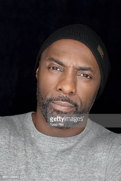 Actor Idris Elba is photographed for USA Today on December 4 2015 in New York City