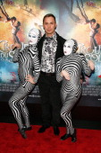 Actor Igor Zaripov attends 'Cirque Du Soleil Worlds Away' New York Special Screening at Regal EWalk on December 20 2012 in New York City