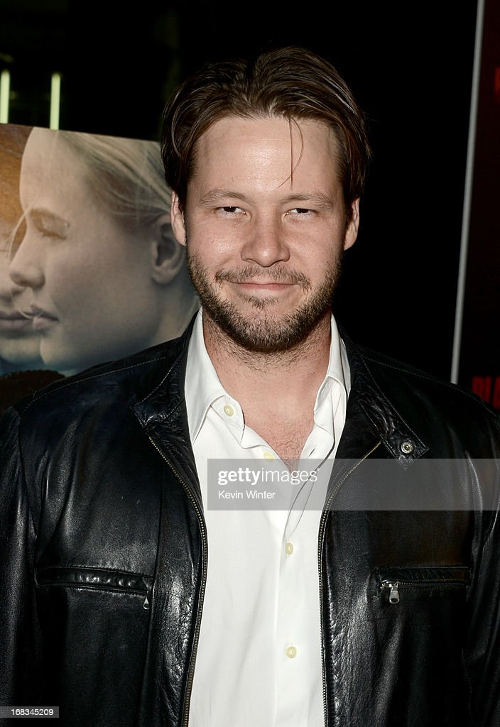 Actor Ike Barinholtz attends the screening of LD Entertainment's 'Black Rock' at ArcLight Hollywood on May 8, 2013 in Hollywood, California.