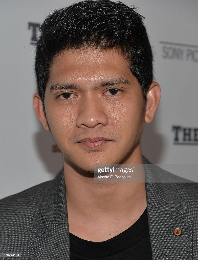 Actor <a gi-track='captionPersonalityLinkClicked' href=/galleries/search?phrase=Iko+Uwais&family=editorial&specificpeople=8212160 ng-click='$event.stopPropagation()'>Iko Uwais</a> arrives to the premiere of Sony Pictures Classics' 'The Raid 2' at Harmony Gold Theatre on March 12, 2014 in Los Angeles, California.