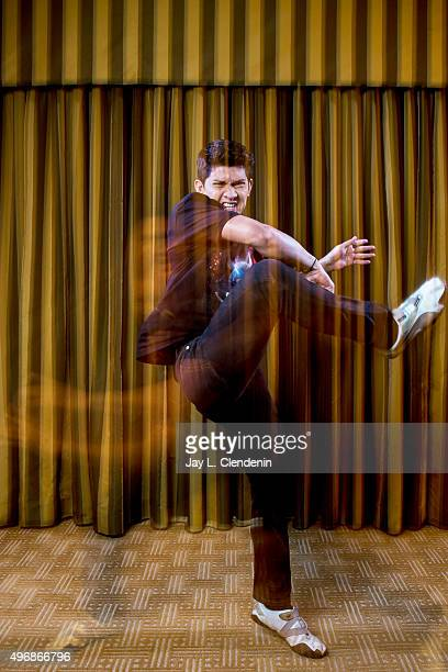Actor Iko Uwais is photographed for Los Angeles Times on March 13 2014 in Beverly Hills California PUBLISHED IMAGE CREDIT MUST READ Jay L...