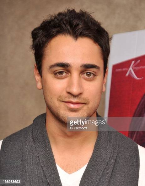 Actor Imran Khan attends the 'Break Ke Baad' press conference at Reliance Big Pictures Studio on November 14 2010 in New York City