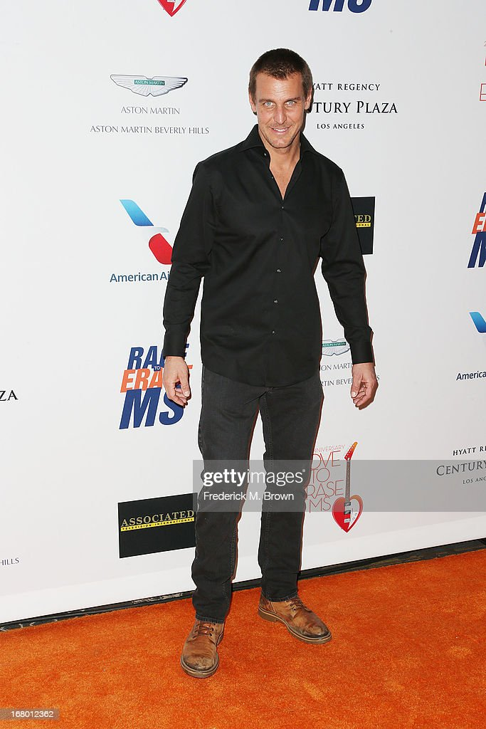 Actor Ingo Rademacher attends the 20th Annual Race to Erase MS Gala 'Love to Erase MS' at the Hyatt Regency Century Plaza on May 3, 2013 in Century City, California.