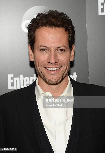 Actor Ioan Gruffudd attends the Entertainment Weekly ABC Upfronts Party at Toro on May 13 2014 in New York City