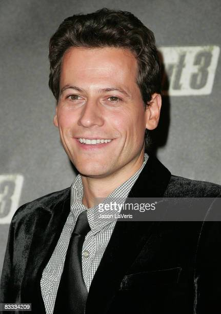 Actor Ioan Gruffudd attends the 'Fallout 3' videogame launch party on October 16 2008 in Los Angeles California