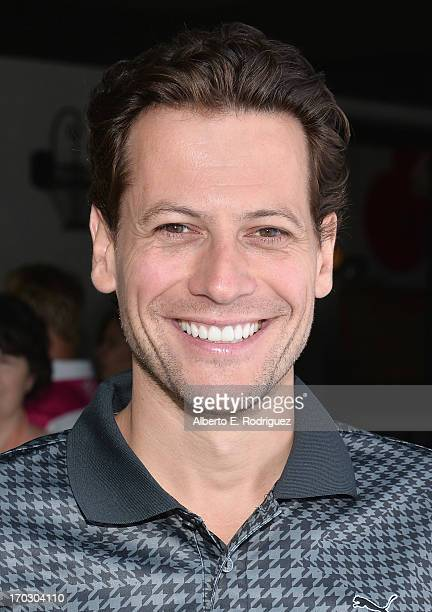 Actor Ioan Gruffudd attends the Screen Actors Guild Foundation 4th Annual Los Angeles Golf Classic at Lakeside Golf Club on June 10 2013 in Burbank...
