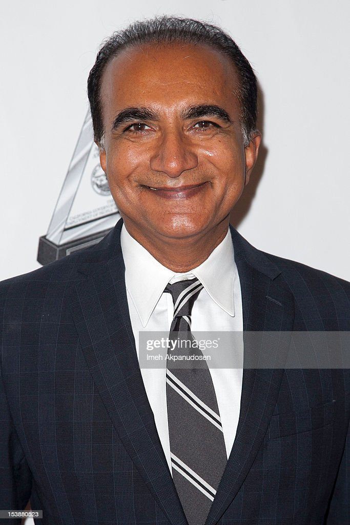 Actor Iqbal Theba attends The 2012 Media Access Awards on October 10, 2012 in Beverly Hills, California.