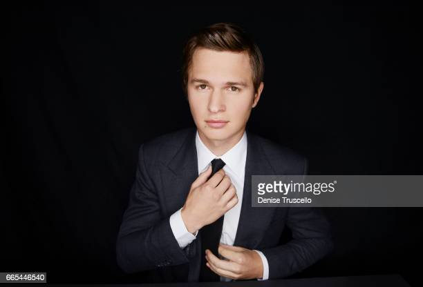 Actor is photographed at CinemaCon for Peoplecom on March 30 2017 in Las Vegas Nevada
