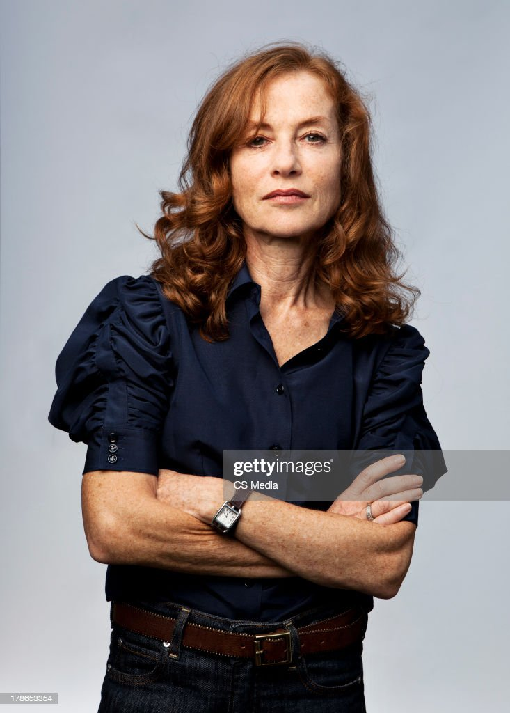 Actor <a gi-track='captionPersonalityLinkClicked' href=/galleries/search?phrase=Isabelle+Huppert&family=editorial&specificpeople=662796 ng-click='$event.stopPropagation()'>Isabelle Huppert</a> is photographed on September 12, 2011 in Toronto, Ontario.