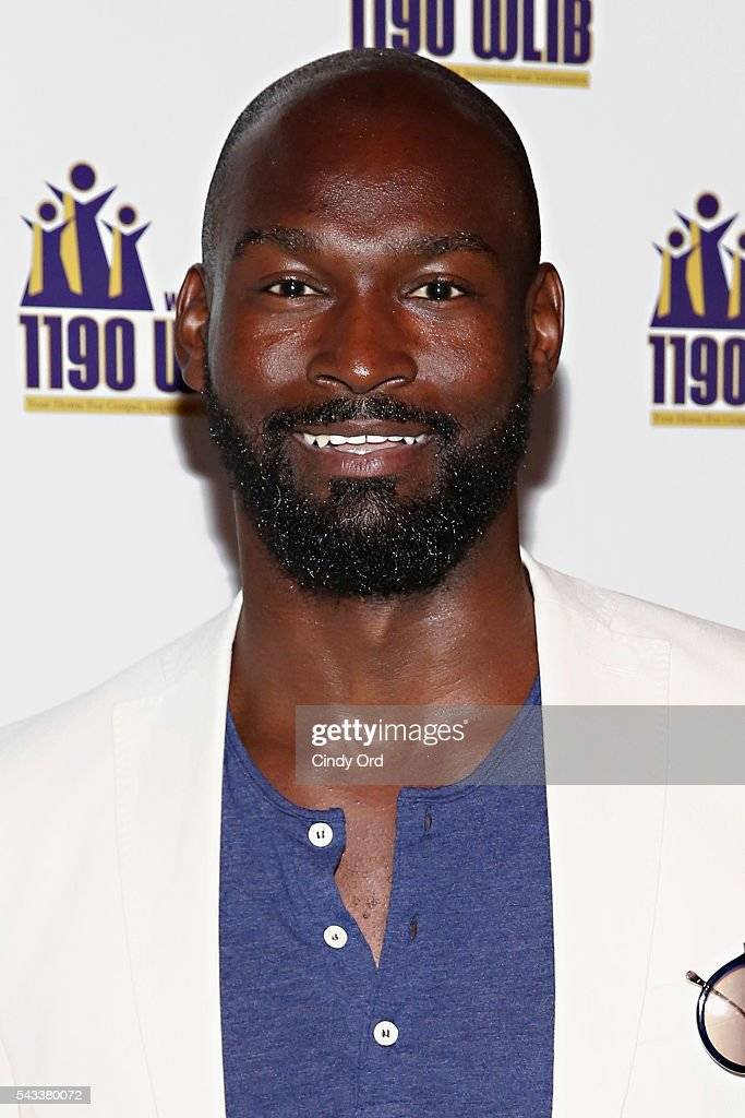 Actor Isaiah Johnson attends as WBLS 107.5 and 1190 WLIB celebrate Black Music Month with Broadway's 'The Color Purple' on June 27, 2016 in New York City.