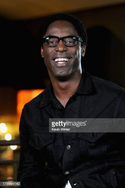 Actor Isaiah Washington attends 'Blue Caprice' premiere during NEXT WEEKEND presented by Sundance Institute at Sundance Sunset Cinema on August 10...