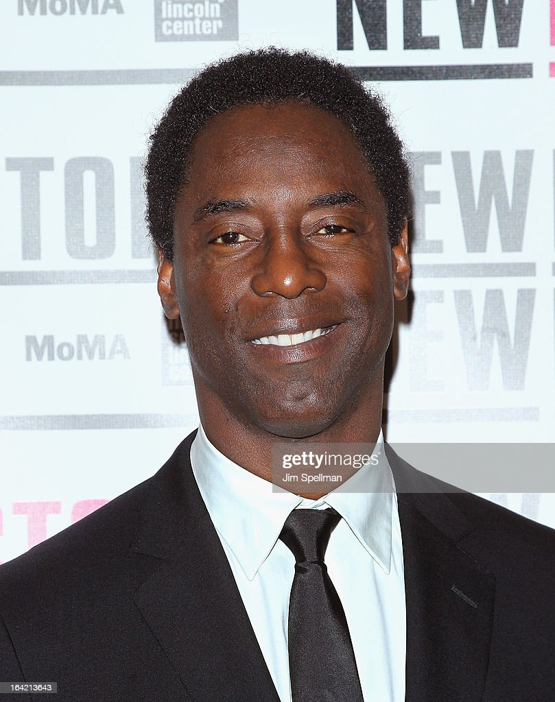 Actor <a gi-track='captionPersonalityLinkClicked' href=/galleries/search?phrase=Isaiah+Washington+-+Actor&family=editorial&specificpeople=652980 ng-click='$event.stopPropagation()'>Isaiah Washington</a> attends the New Directors/New Films 2013 Opening Night screening of 'Blue Caprice' at the Museum of Modern Art on March 20, 2013 in New York City.