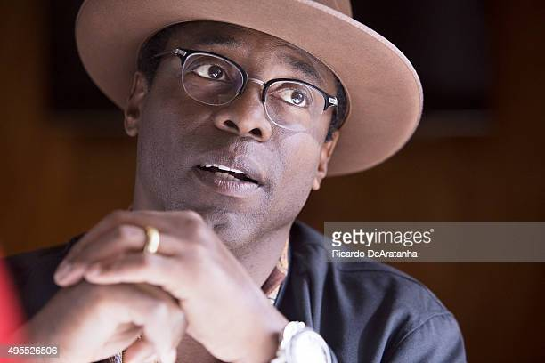 Actor Isaiah Washington is photographed for Los Angeles Times on January 28 2014 in Venice California PUBLISHED IMAGE CREDIT MUST READ Ricardo...