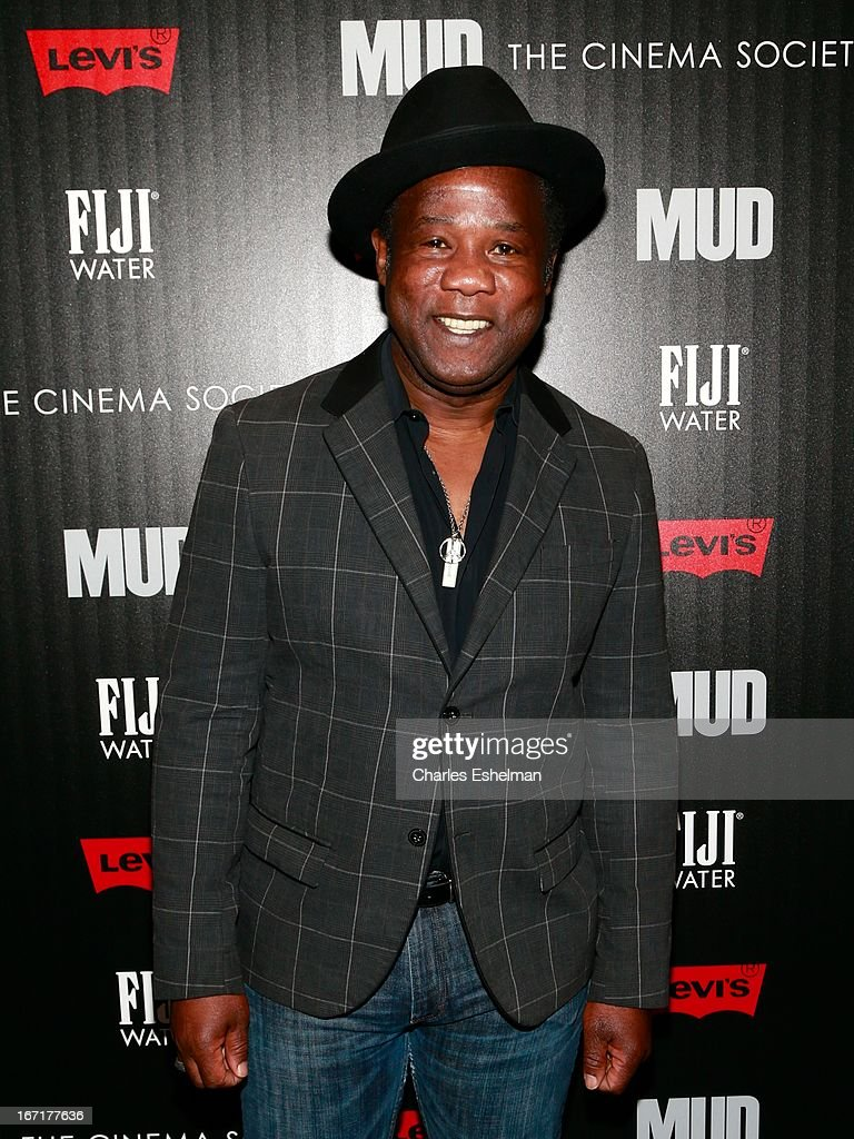 Actor Isiah Whitlock attends The Cinema Society with FIJI Water & Levi's screening of 'Mud' at The Museum of Modern Art on April 21, 2013 in New York City.