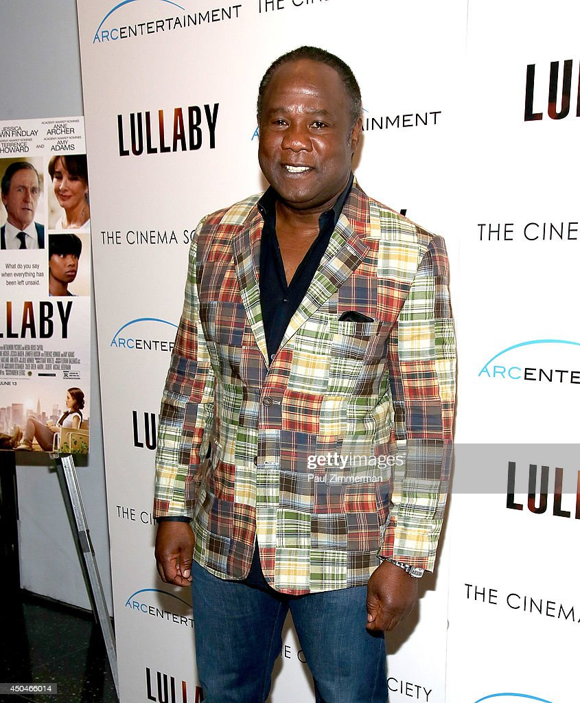 Actor Isiah Whitlock, Jr. attends ARC Entertainment with The Cinema Society screening of 'Lullaby' at Museum of Modern Art on June 11, 2014 in New York City.
