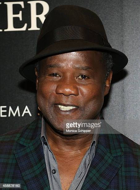 Actor Isiah Whitlock Jr attends Sony Pictures Classics screening of 'Foxcatcher' hosted by Details Brooks Brothers Patron with The Cinema Society at...