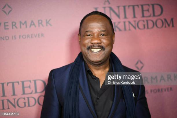 Actor Isiah Whitlock Jr attends the 'A United Kingdom' World Premiere at The Paris Theatre on February 6 2017 in New York City